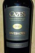 Collection Cazes - Rivesaltes 1935