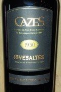 Collection Cazes - Rivesaltes 1939