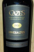 Collection Cazes - Rivesaltes 1940
