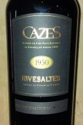 Collection Cazes - Rivesaltes 1942