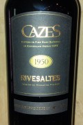 Collection Cazes - Rivesaltes 1944