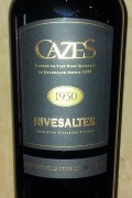 Collection Cazes - Rivesaltes 1945