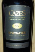 Collection Cazes - Rivesaltes 1946