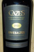 Collection Cazes - Rivesaltes 1947